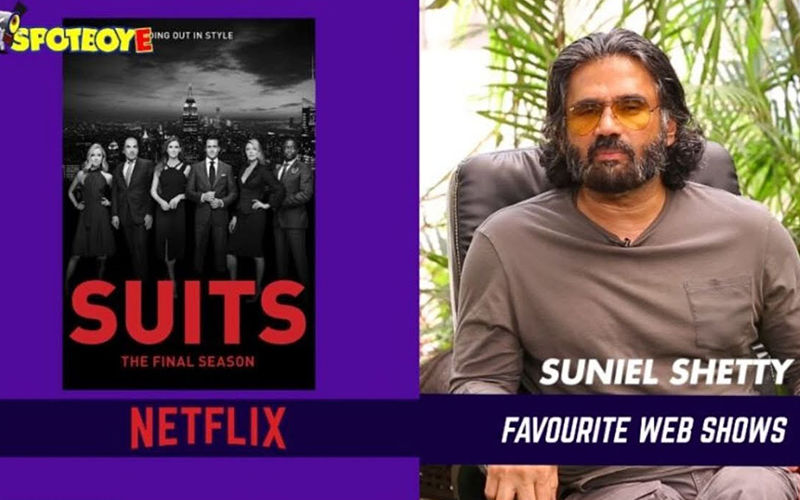 JUST BINGE: Suniel Shetty Is Hooked On To These Web Shows