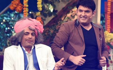 Sunil Grover Acknowledges Kapil Sharma's Birthday Wishes, Whether Real Or Fake!