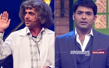 SPARE ME PLEASE: Sunil Grover RUNS AWAY At The Mention Of Kapil Sharma