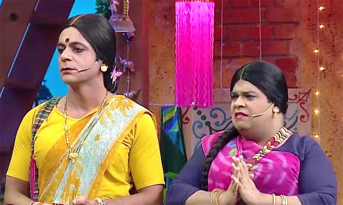 sunil grover as rinku devi on kapil sharma show