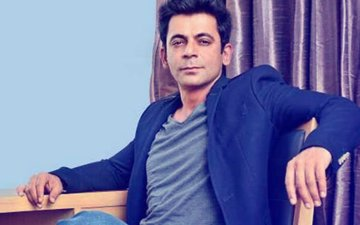 Sunil Grover Down With Dengue, Rushed To Hospital