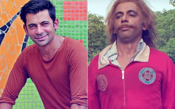 WATCH: Sunil Grover's New Avatar, Billa Sharabi, Will Leave You In Splits