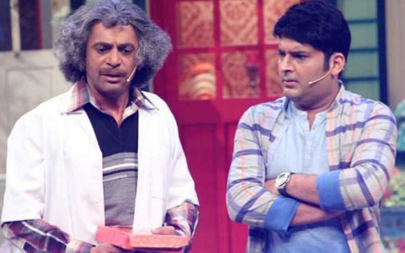 Here's Sunil Grover's Knockout Punch To Kapil Sharma...