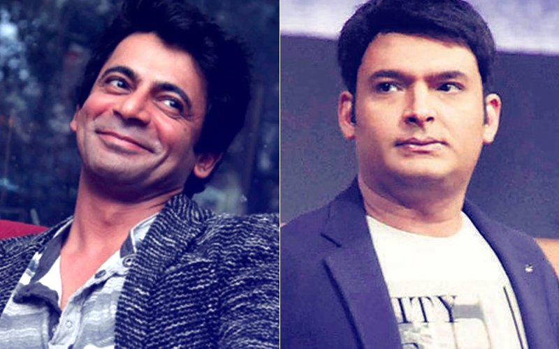 Is Sunil Grover Teaching Gratitude To Kapil Sharma?