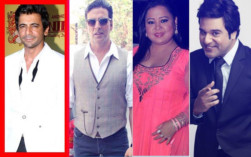 Sunil Grover Turns Down A Show With Akshay Kumar; Bharti Singh & Krushna Abhishek May Join