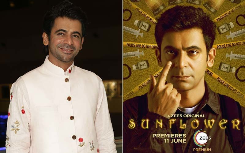 Sunflower: Sunil Grover Looks Intriguing As Sonu In Zee5'S Upcoming Web Series