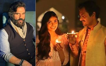 Suniel Shetty Accused Of Over-Interference In Athiya's Film; Motichoor Chaknachoor Makers Issue Public Notice