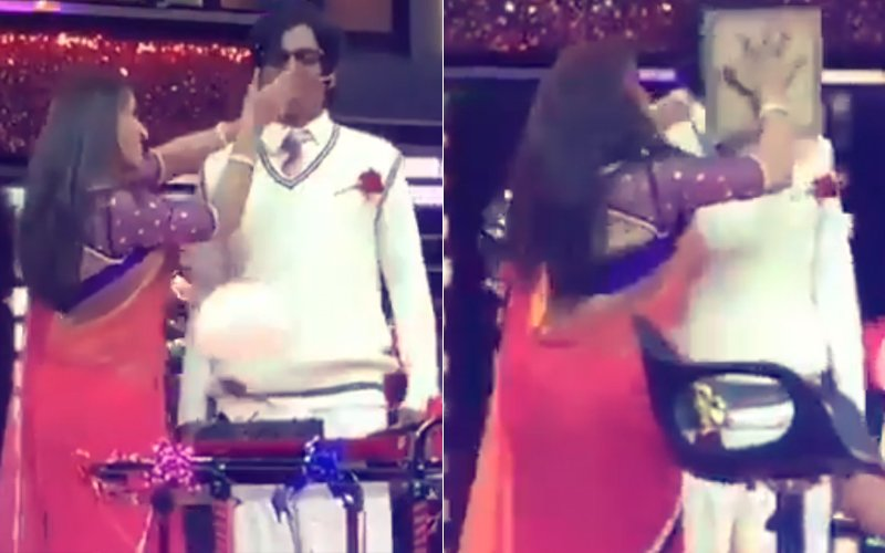 Do Not Miss: Shilpa Shinde & Sunil Grover's Wedding Anniversary Celebration Will Leave You In Splits