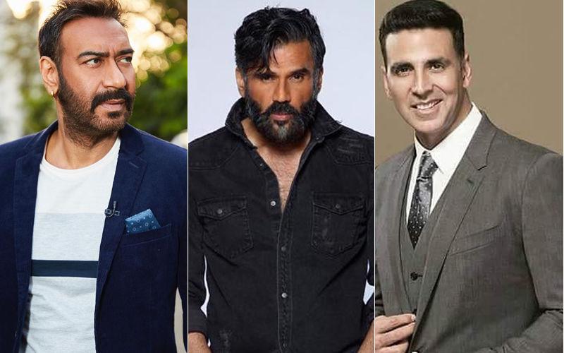 अजय देवगन और अक्षय कुमार की तरह बनना चाहते हैं सुनील शेट्टी, अपनी इन गलतियों पर आज भी है अफ़सोस
