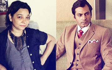 "After Niharika Singh, Nawazuddin Siddiqui's First Girlfriend Sunita Rajwar HITS BACK; Says She Left Him For His ""Poor Thinking"""