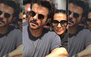 Anil Kapoor-Sunita Kapoor's Story Is One For The Ages; Lady Went On Their Honeymoon Alone, Married When He Could Afford A Cook