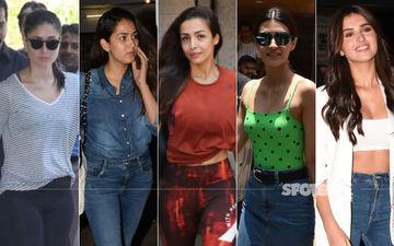 STUNNER OR BUMMER: Kareena Kapoor Khan, Mira Rajput, Malaika Arora, Kriti Sanon Or Tara Sutaria?