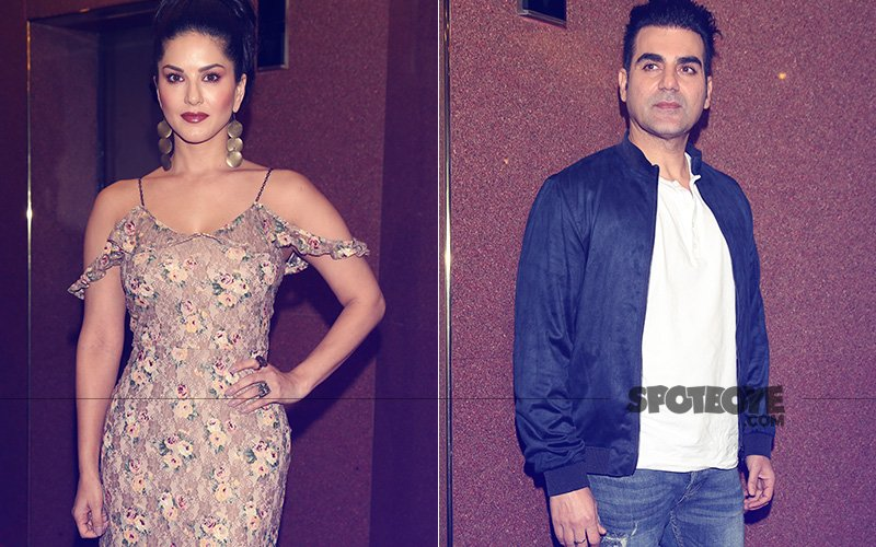 Final Leg Of Promotions For Tera Intezaar Duo Sunny Leone & Arbaaz Khan