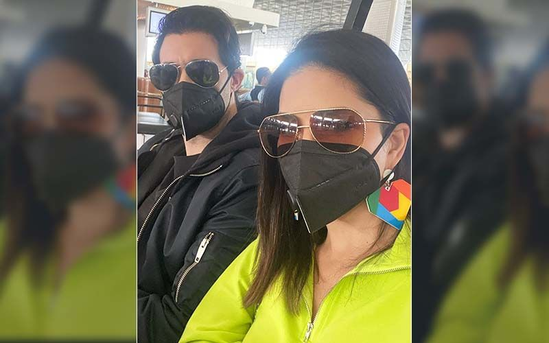 Sunny Leone Snubs Fans At The Airport, Refuses To Click Selfies Due To Coronavirus Scare
