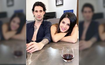 Sunny Leone's Drunk On Wine Date Night Makes It To Instagram; Daniel Webber And Lady Gulp Down A Hearty Red