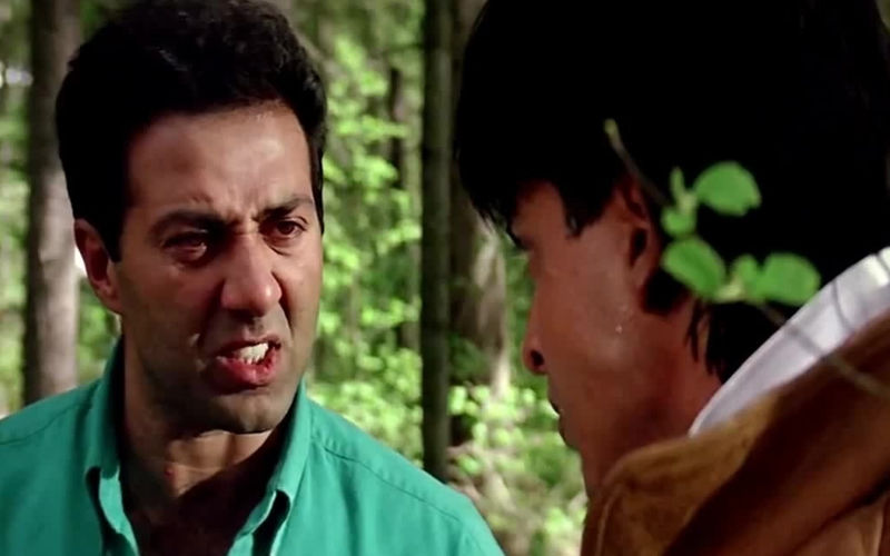 Sunny Deol Reveals Why He Didn't Talk To Shah Rukh Khan For 16 Long Years