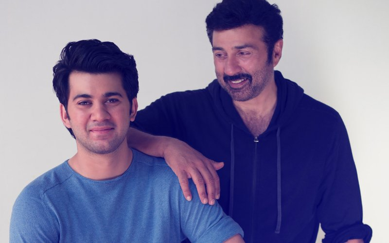 Sunny Deol's Son Karan Deol Gets Trolled On Twitter For His Nose