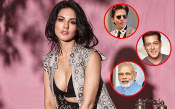 Sunny Leone Does It Again! Actress Tops The List Of Most Googled Celebrities In India; Surpassing PM Modi, Salman And Shah Rukh Khan