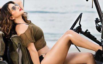 Coronavirus Lockdown: Sunny Leone Sets Temperature Soaring In White Bikini; Shows Us The Place She 'Should Have Chosen To Socially Distance'