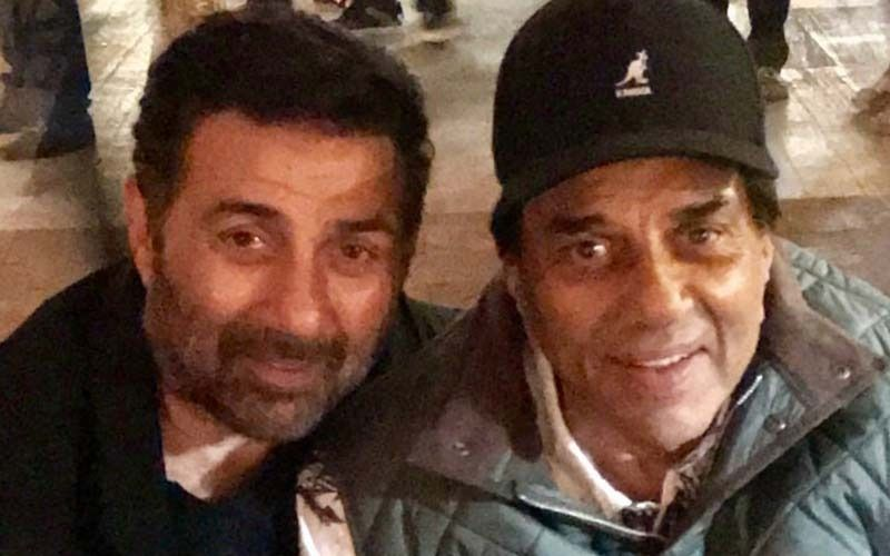 Dharmendra Calls Himself A 'Worried Father' Even As He Congratulates Sunny Deol On Rescuing A Lady From Slavery