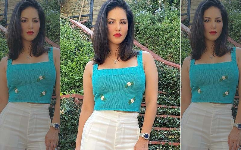 Sunny Leone Spreads Awareness About Breast Cancer; Interacts With 3 Inspiring Cancer Fighters