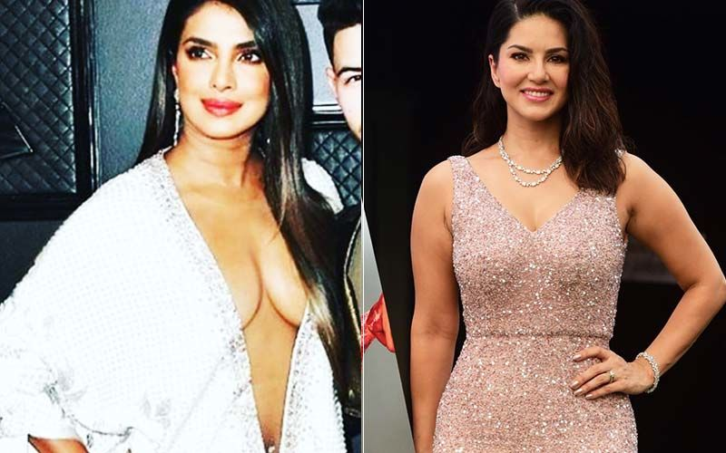 Lakme Fashion Week 2020: Sunny Leone's Shimmer Dress Is On Par With Priyanka Chopra's Grammy's Outfit; Or Even Better
