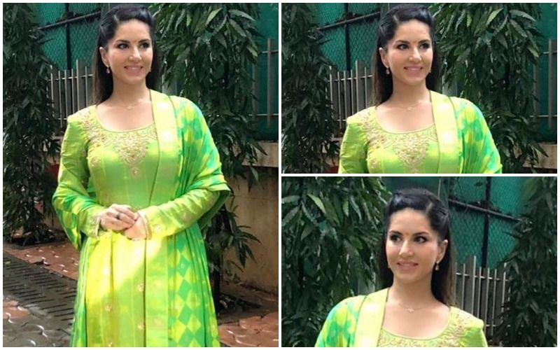 FASHION CULPRIT OF THE DAY: Sunny Leone, Time To Run Coz Fashion Police Is On A Hunt For You!