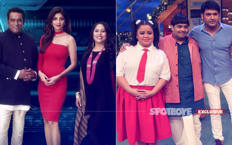 Super Dancer Season 2 Gets The Kapil Sharma Show Set After RK Studio Fire