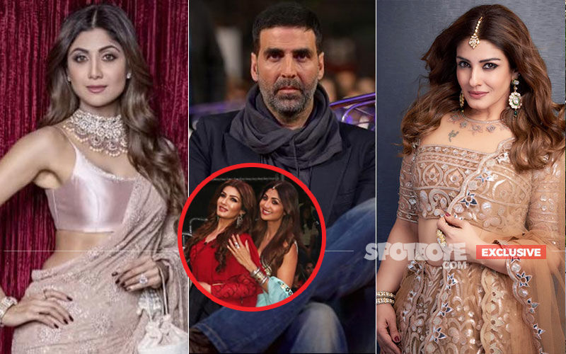 Super Dancer 3: Akshay Kumar's Exes, Raveena Tandon And Shilpa Shetty To Share Judges Panel