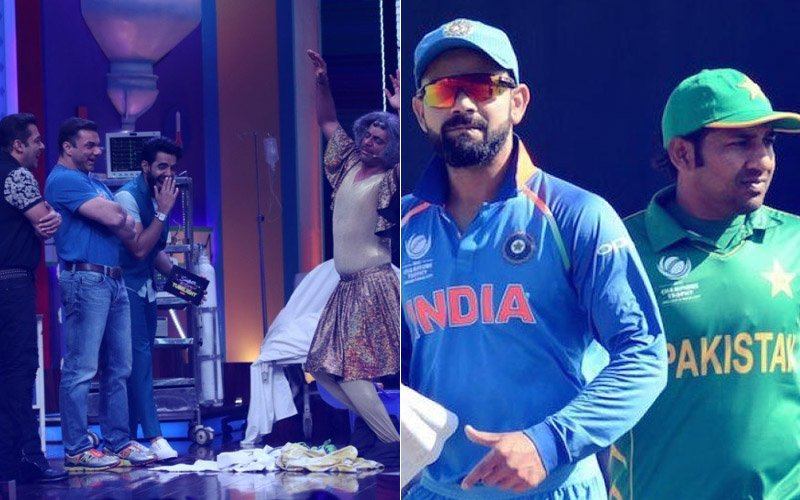 Will Sunil Grover Lose His TRP Battle With Kapil Sharma Thanks To The India-Pakistan Champions Trophy Final?