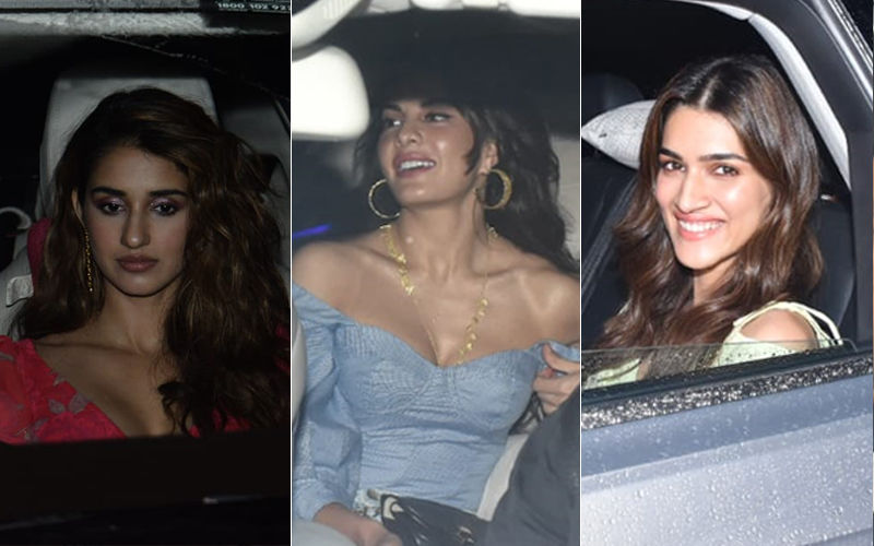 Super 30, Special Screening: Disha Patani , Jacqueline Fernandez, Kriti Sanon Watch The Hrithik Roshan Starrer