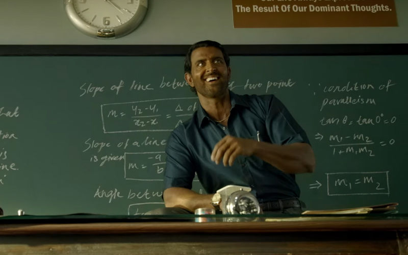 Super 30 Trailer: Meet Hrithik Roshan Aka Anand Kumar- A Super Unstoppable Man
