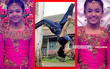 Mishti/Muskaan Should Win Super Dancer 2; The Other Kids Are Only Jumping Around Like Tiger Shroff