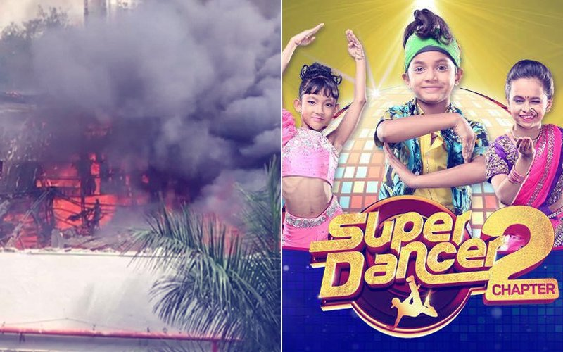 Super Dancer 2 Postponed Because Of RK Studios Fire?