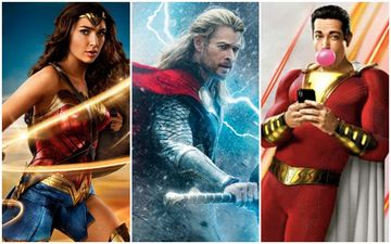 Binge Worthy Superhero Movies On OTT: Wonder Woman, Thor, Shazam And Other Films To Just Binge On