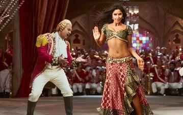 Thugs Of Hindostan song Suraiyya released: कैटरीना कैफ का ये नया रूप देख अपनी जान खो बैठेंगे आप