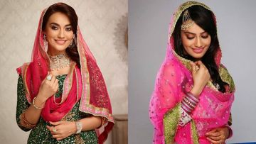Nostalgia Alert: Surbhi Jyoti's Traditional Avatar For Ramadan Will Give You All The Zoya Feels From Qubool Hai