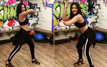 Surbhi Chandna's Sexy Moves From Her Zumba Session Will Wipe Away Your Mid-Week Blues