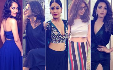 BEST DRESSED & WORST DRESSED Of The Week: Surbhi Jyoti, Jennifer Winget, Surbhi Chandana, Niti Taylor Or Shama Sikander?