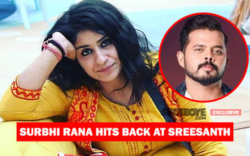 Surbhi Rana Explodes: Sreesanth Need Not Teach Me How To Behave Like A Woman. I Know It!