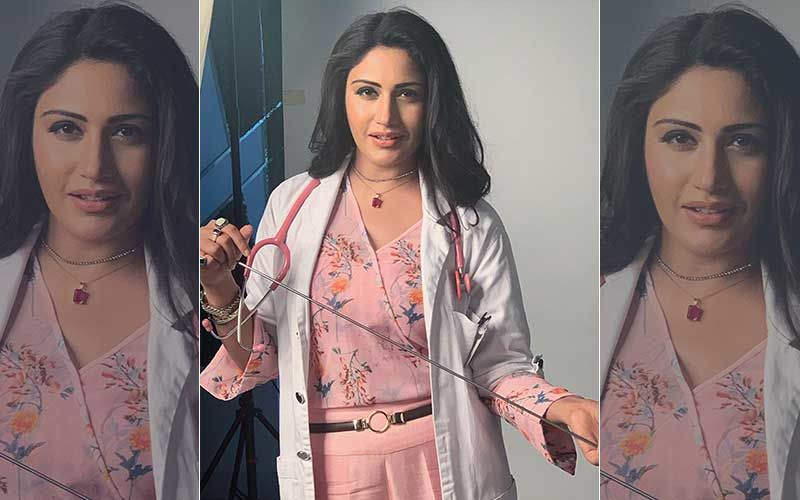 """Surbhi Chandna On Her Character In Sanjivani: """"I Am Very Different From Dr Ishani On My Show"""""""