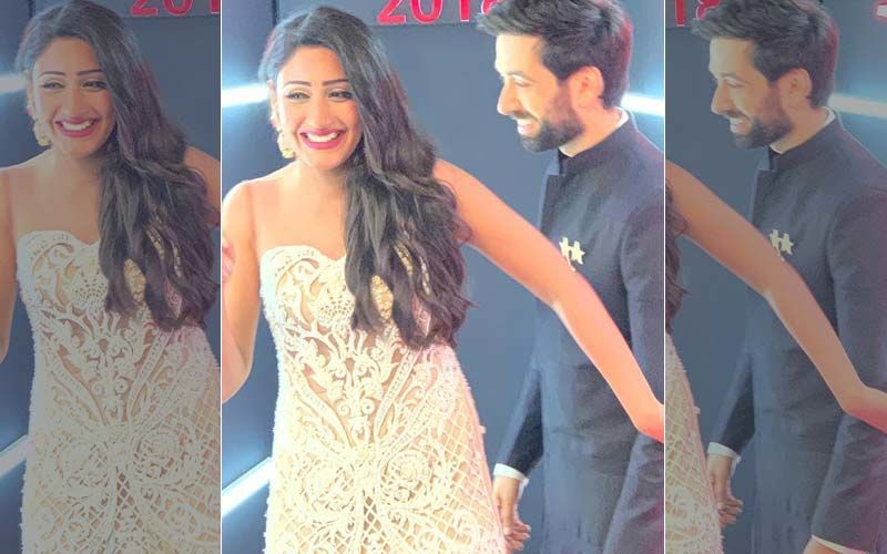 Ishqbaaaz's Surbhi Chandna Showers All The Love On Birthday Boy Nakuul Mehta, Asks Him To Not Miss Her Too Much