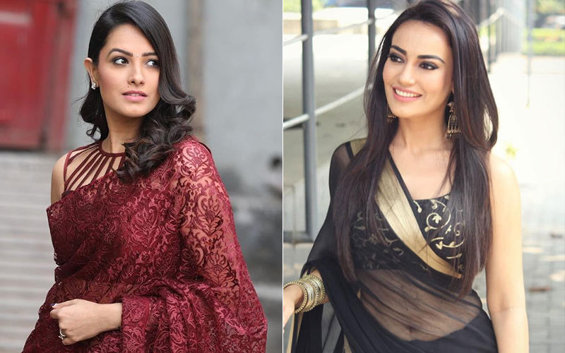 When Surbhi Jyoti and Anita Hassanandani Broke Into An Impromptu Naagin Dance On BCL
