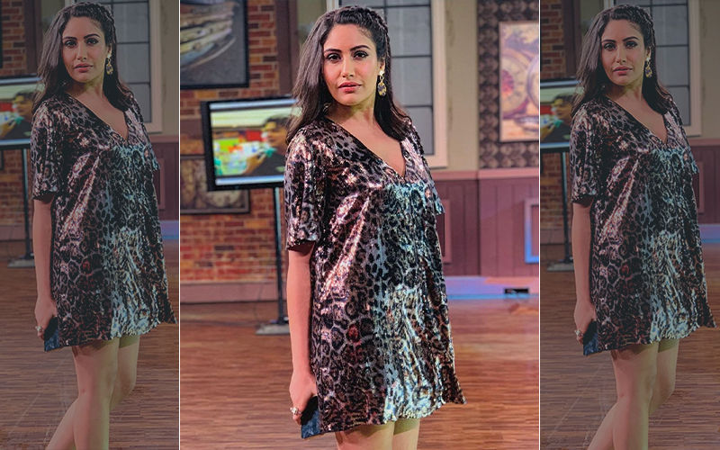 Fashion Culprit Of The Day: Surbhi Chandna's 'Animal' Instinct Is Totally Off The Mark!
