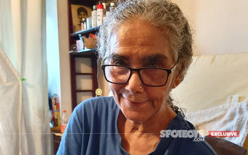 Surekha Sikri Is Recovering From A Brain Stroke; Yet The Veteran Seems Geared Up For Her Next Project- EXCLUSIVE