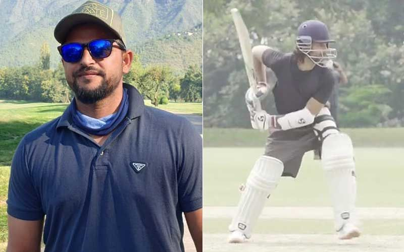 Jersey: Cricketer Suresh Raina Is All Praise For Shahid Kapoor's Cover Drive As He Shares Early Morning Practice Video – WATCH