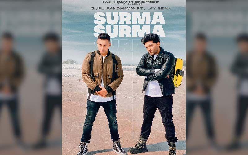 Guru Randhawa Ft. Jay Sean's New Track 'Surma Surma' Is Out Now