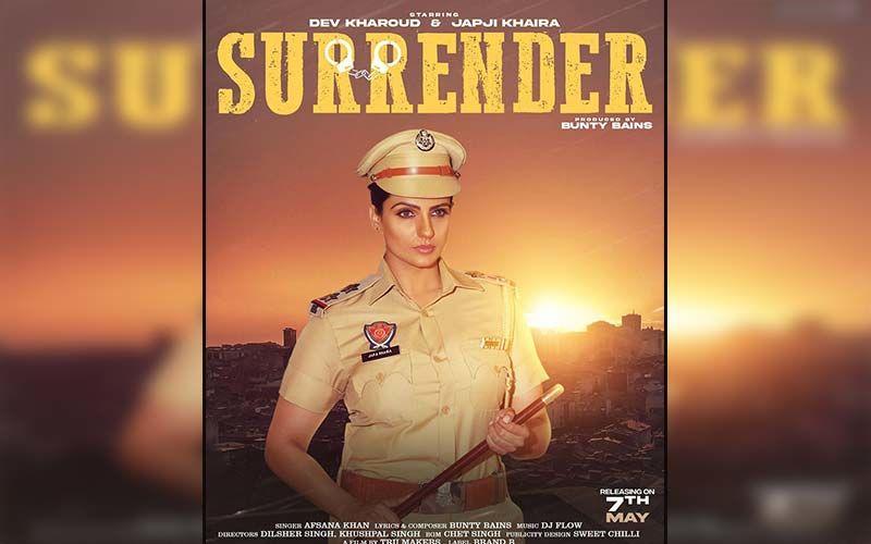 Surrender: Japji Khaira Shares A BTS From The Sets Of Afsana Khan's New Song