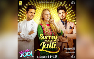 'Surrey Wali Jatti': New Song From Teri Meri Jodi To Release Tomorrow