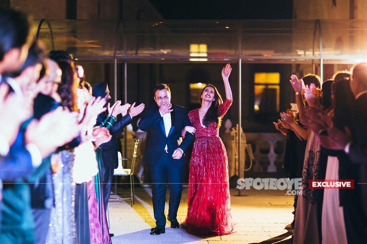 surveen chawla wedding pics 2